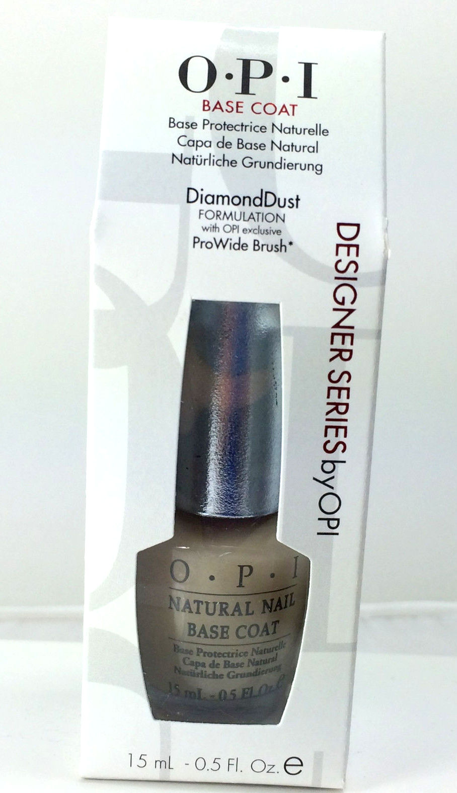 Opi Nail Polish Designer Series Base Coat