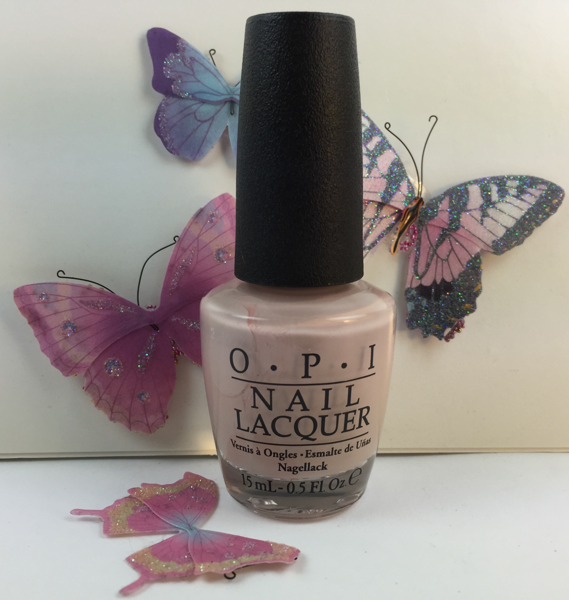 OPI Nail Lacquer - Venice Collection - Tiramisu For Two