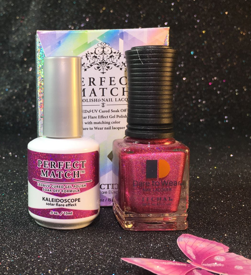 LeChat Kaleidoscope Spectra Collection Perfect Match Gel Polish ...