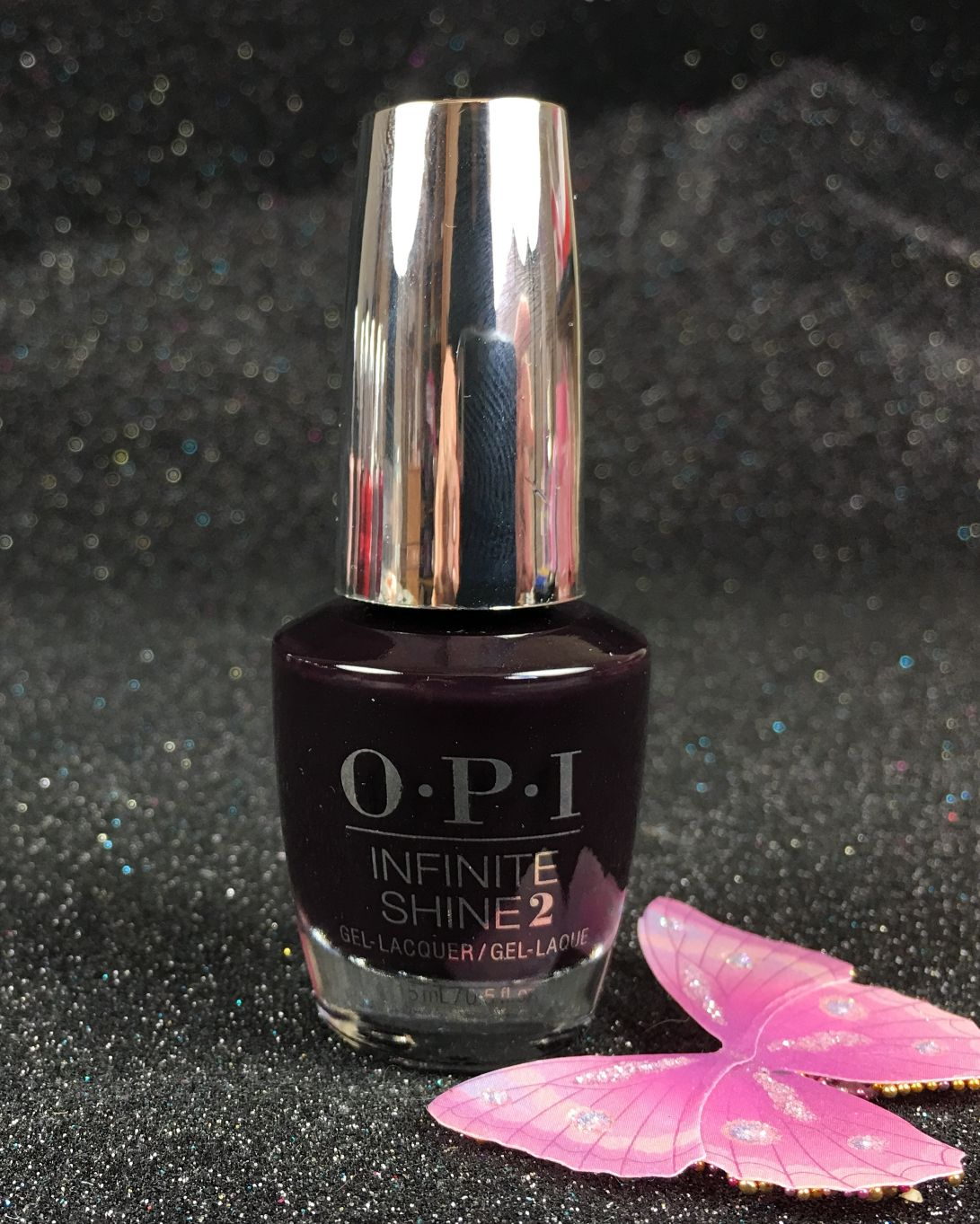 OPI INFINITE SHINE Lincoln Park After Dark ISL W42 ICONIC Shades ...