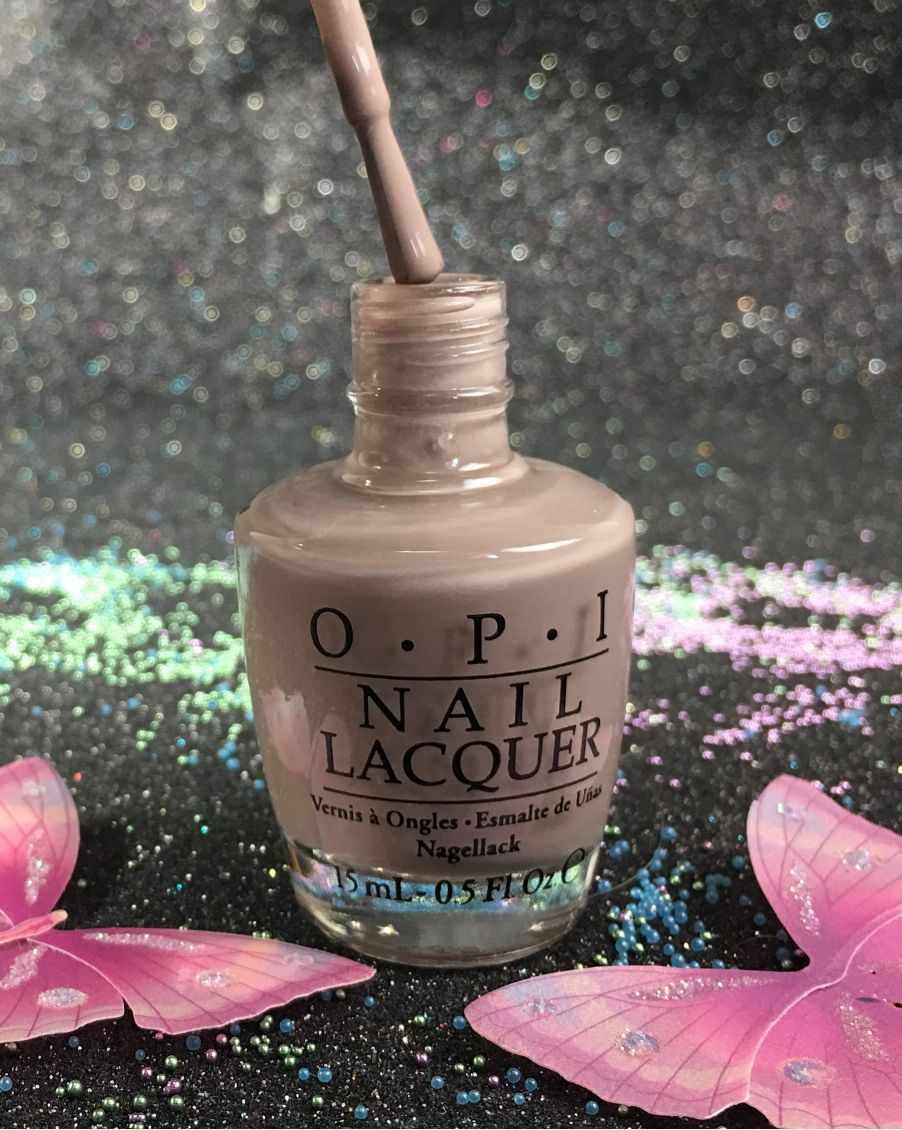 OPI Nail Lacquer Icelanded a Bottle of OPI NLI53 Iceland Fall 2017 ...