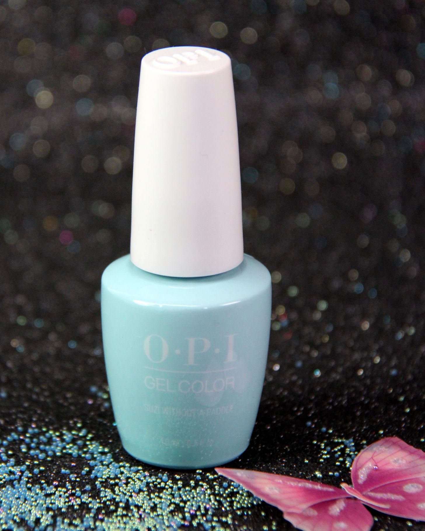 Gel Color by OPI Suzi Without a Paddle GCF88 I Gel-nails.com