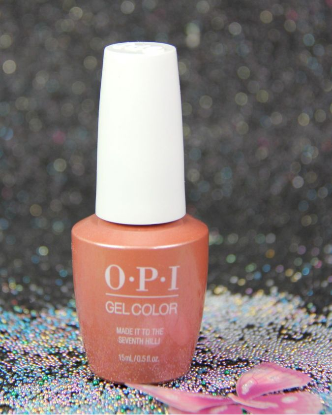 OPI Made It To The Seventh Hill GCL15 Gel Color I Gel-nails.com