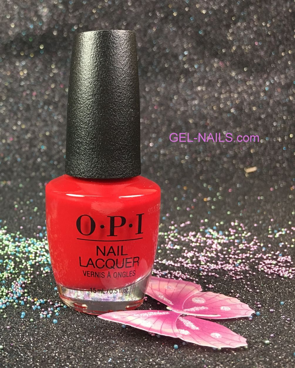 OPI Sending You Holidays Hugs HRJ08 Nail Lacquer XOXO Collection I ...