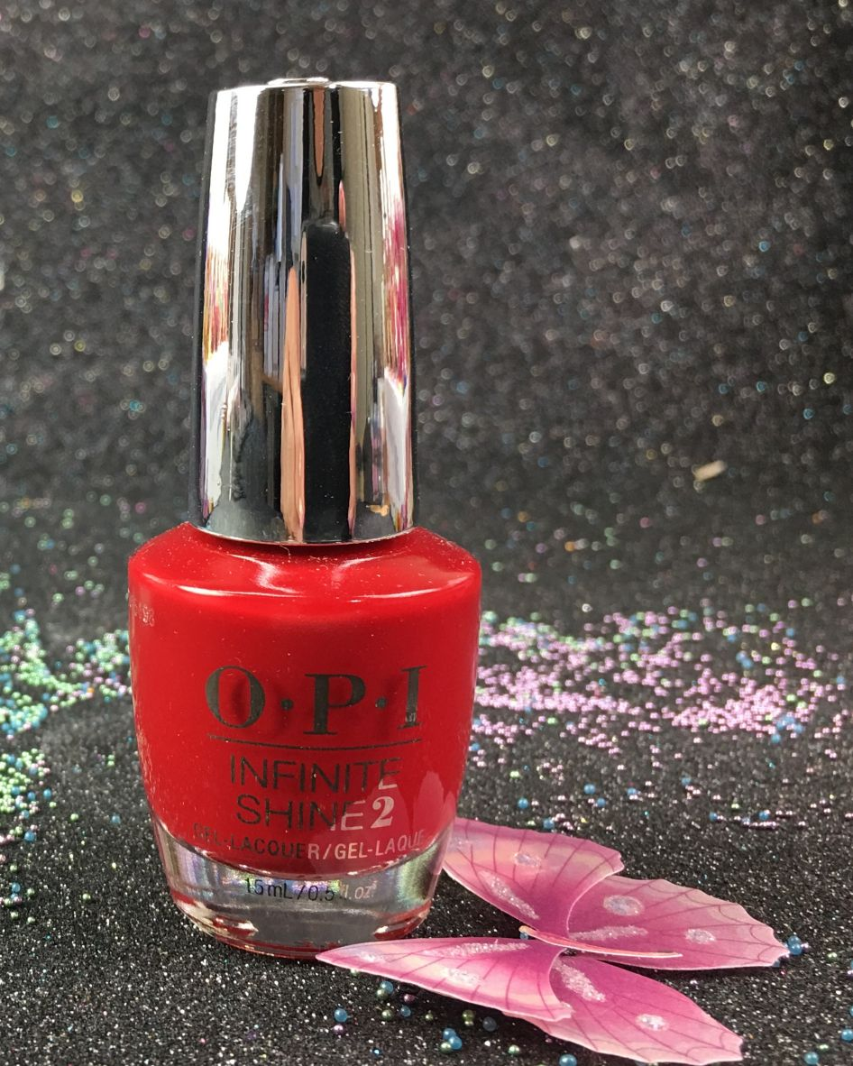 OPI INFINITE SHINE Adam said \