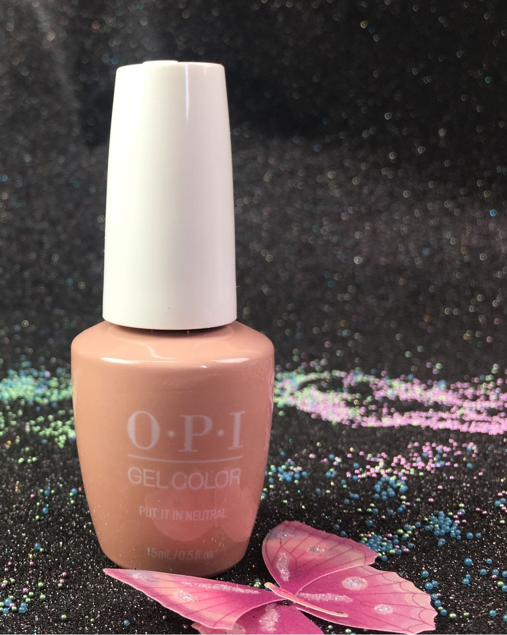 OPI Put It In Neutral GelColor NEW Look GCT65 15ml-0.5 fl.oz I gel ...
