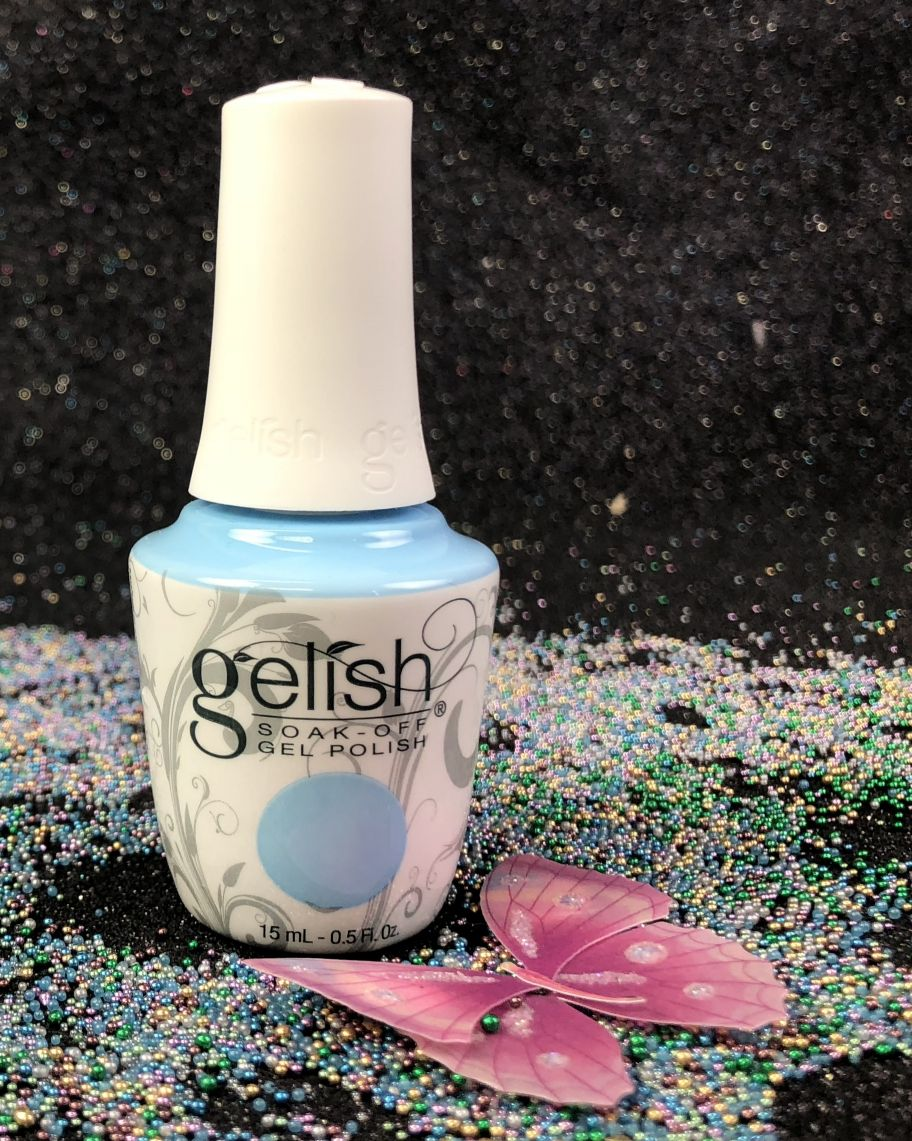 Gelish Water Baby 1110092 Gel Polish New Look 15 ml 0.5 FL Oz I gel ...