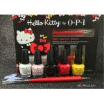 Hello Kitty by OPI Nail Lacquer Mini Collection 5 pcs
