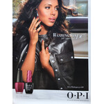 Poster One Side OPI Washington DC Fall Winter 2016