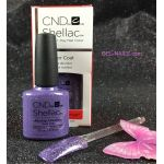 CND Shellac Alluring Amethyst 91263 Gel Color Coat