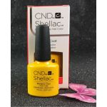 CND Shellac Banana Clips 91405 Gel Color Coat New Wave Spring 2017 Collection
