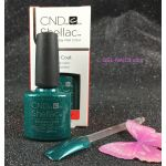 CND Shellac Emerald Lights 91260 Gel Color Coat