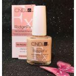 CND essentials RIDGE FX  Nail Surface Enhancer