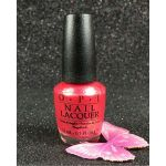 OPI Nail Lacquer Cant Hear Myself Pink NLA72 Brights Collection