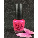 OPI Nail Lacquer Hotter than You Pink NLN36 Brights Collection