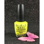 OPI Nail Lacquer Life Gave Me Lemons NLN33 Brights Collection