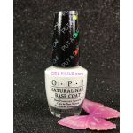 OPI Natural Nail Lacquer Base Coat Put A Coat On NTN01