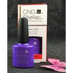 CND Shellac Video Violet 91409 Gel Color Coat New Wave Spring 2017 Collection