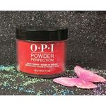 OPI The Thrill Of Brazil DPA16 Powder Perfection Dipping System