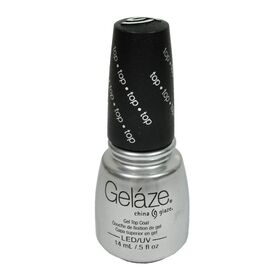 Gelaze China Glaze  0.5 oz  Top-Coat