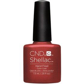 CND Shellac Hand Fired GEL Color Coat