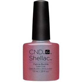 CND Shellac Patina Buckle GEL Color Coat
