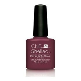 CND Shellac Married to Mauve 91760 GEL Color Coat