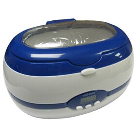 Ultrasonic Nail Cleaner (Blue) - 110v (for American use)