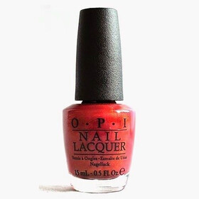 OPI Nail Lacquer - Hawaii Collection Spring 2015 - Go With The Lava Flow