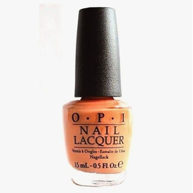 OPI Nail Lacquer - Hawaii Collection Spring 2015 - Is Mai Tai Crooked