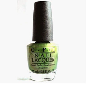 OPI Nail Lacquer - Hawaii Collection Spring 2015 - My Gecko Does Tricks
