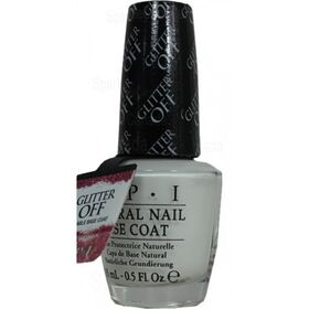 OPI Glitter Off Base Coat 15ml - 0.5 Oz