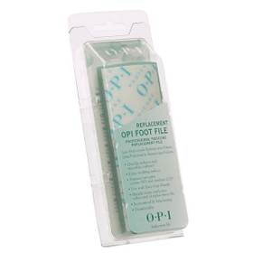 OPi Foot File Replacement