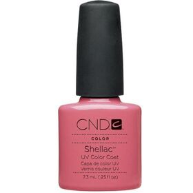 CND Shellac UV Color Coat - Gel Nail Polish - Gotcha