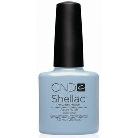 CND Shellac UV Color Coat - Gel Nail Polish - Azure Wish