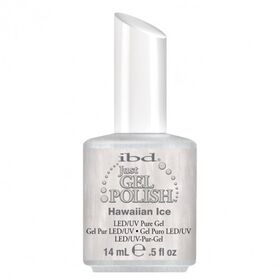 ibd Just Gel Polish Hawaiian Ice 14 mL/.5 oZ