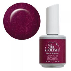 ibd Just Gel Polish Maui Sunset 14 mL/.5 oZ