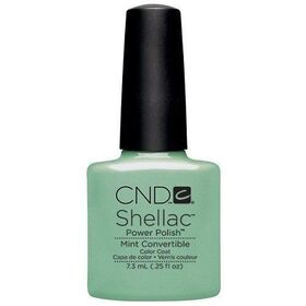 CND Shellac Mint Convertible UV Color Coat - Gel Nail Polish
