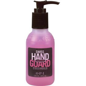 OPI Swiss Hand Guard Antibacterial Sanitizer 120 mL 4 fl.oz.