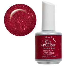 ibd Just Gel Polish Cosmic Red 14 mL/.5 oZ  )