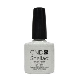 CND Shellac Ice Vapon UV Color Coat - Gel Nail Polish Without Box