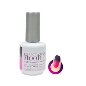 LeChat Twilight Skies Perfect Match Mood Color Changing Gel Polish  .5oZ/15mL
