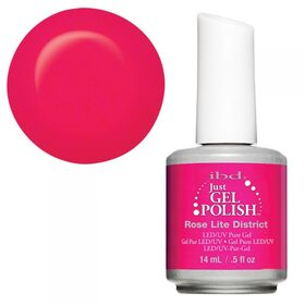 ibd Just Gel Polish Rose Lite District 14 mL/.5 oZ