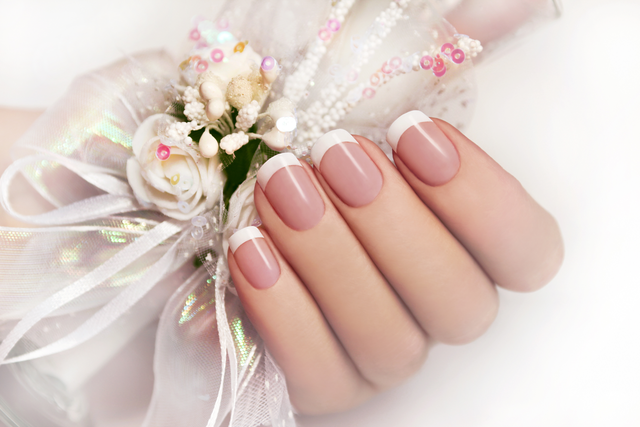 Wedding Nail Colors, OPI Always Bare For You