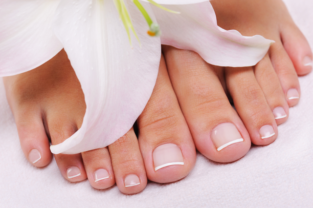What are the Different types of pedicures