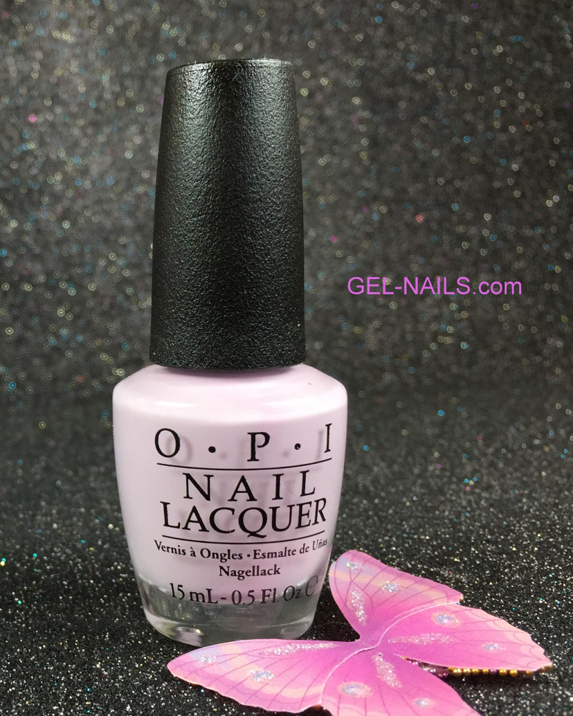 Opi Nail Lacquer Im Gown For Anything Nlba4