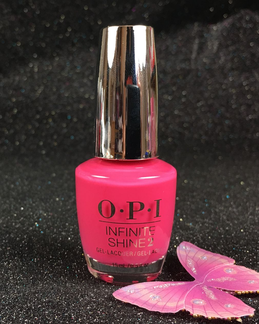 Opi Infinite Shine Strawberry Margarita Islm23 Iconic Shades Collection I Gel Nails Com