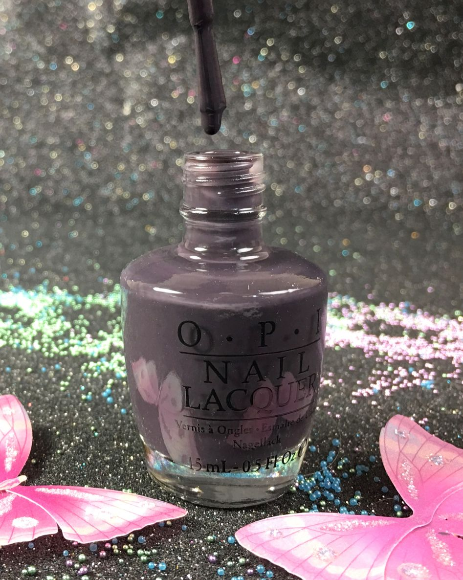 Opi Nail Lacquer Suzi The Arctic Fox Nli56 Iceland Fall 2017 Collection