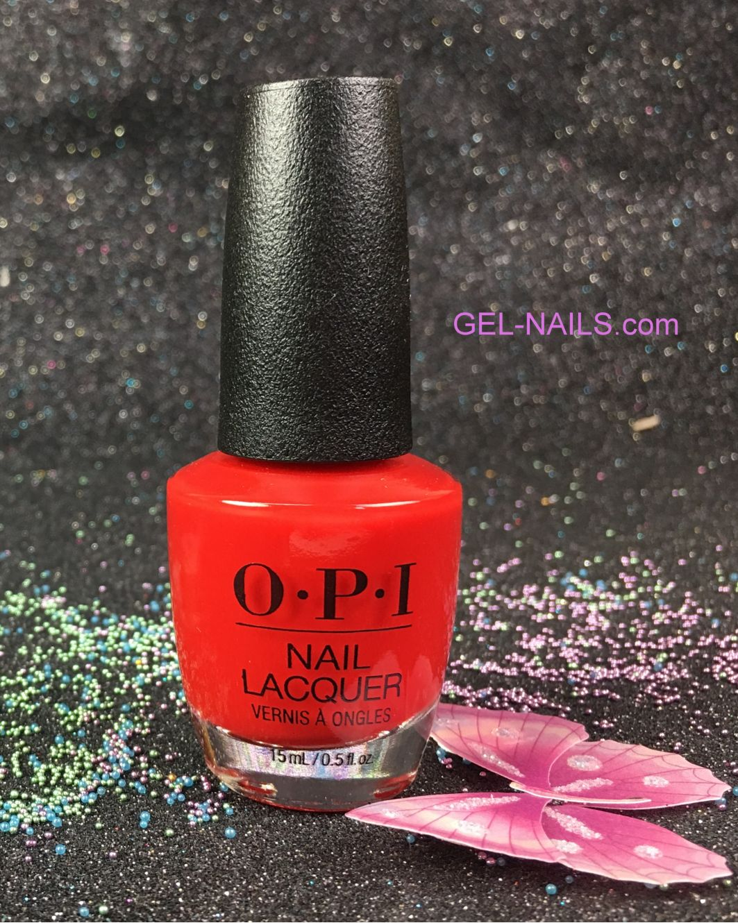 OPI My Wish List is You HRJ10 Nail Lacquer