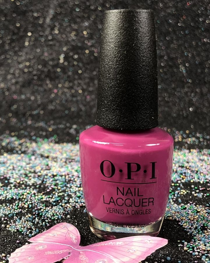 OPI Nail Lacquer Hurry-juku Get this Color Tokyo Collection NLT83 I ...